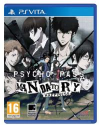 NIS America Psycho-Pass Mandatory Happiness (PS Vita)