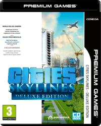 Paradox Cities Skylines [Deluxe Edition-Premium Games] (PC)