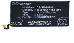 Utángyártott Samsung Li-Polymer 3000 mAh EB-BG928ABE