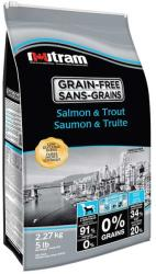 Nutram Adult Grain-Free Salmon & Trout 2,27kg
