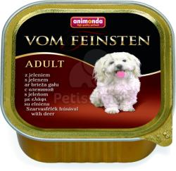Animonda Vom Feinsten Adult - Venison 24x150g