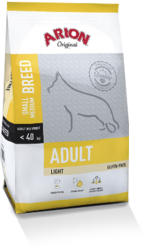 Arion Adult Small/Medium Breed Light 2x12kg