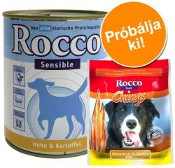 Rocco Sensible - Chicken & Potato 6x800g