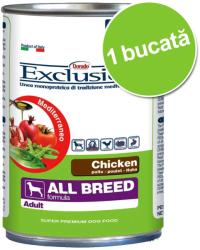 Exclusion Adult - Chicken 400g