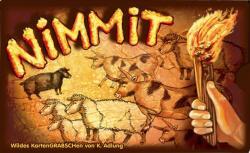 Asmodee Nimmit - Kapd el!