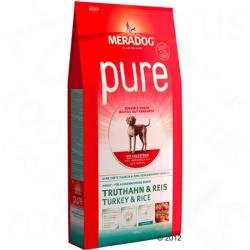 Mera Pure - Turkey & Rice 2x12,5kg