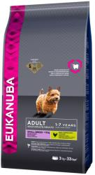 Eukanuba Adult Small Breed 2x7,5kg