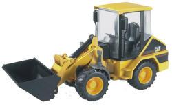BRUDER Caterpillar markolós traktor 32cm
