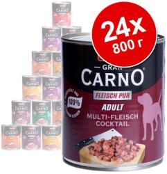Animonda GranCarno Adult - Beef & Chicken 24x800g