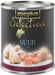 zooplus Selection Adult Active - Chicken 6x400g
