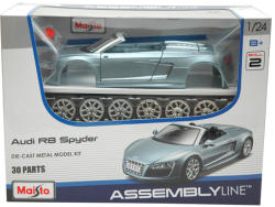 Maisto Audi R8 Spyder 1:24