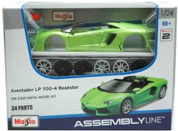 Maisto Lamborghini Aventador LP 700-4 Roadster 1:24