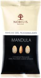 Nobilis fahéjas-tejcsokoládés mandula drazsé 100g