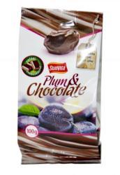 SunVita Étcsokoládés aszalt szilva drazsé 100g