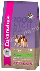 Eukanuba Puppy All Breeds - Lamb & Rice 12kg