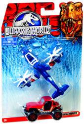 Mattel Matchbox - Jurassic World - Égen és földön szett (2db-os) (DFW18)