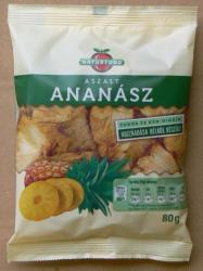 Naturfood Aszalt ananász (80g)