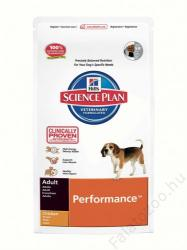 Hill's SP Canine Adult Performance 4x12kg