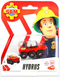Dickie Toys Sam, a tűzoltó járművek - Hydrus kétéltű kisautó