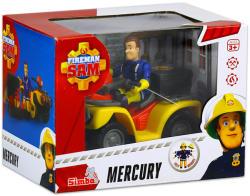Simba Toys Sam, a tűzoltó - Mercury Quad figurával (109257657038)