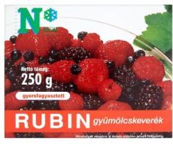 Jász-Tész Rubin gyorsfagyasztott gyümölcskeverék (250g)