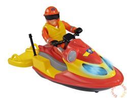 Simba Sam, a tűzoltó járművek - Juno jet-ski figurával