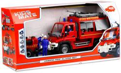 Dickie Toys Tűzoltóautó utánfutóval