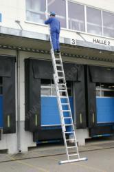 KRAUSE STABILO Professional 3x12 fokos háromrészes sokcélú létra (123350)