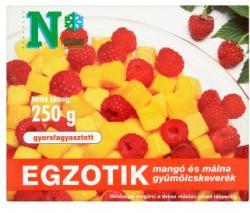 Jász-Tész Egzotik gyorsfagyasztott mangó és málna (250g)