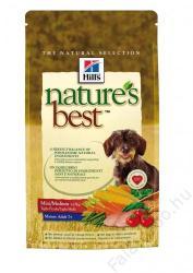 Hill's Nature's Best Mature Adult Mini/Medium 3x12kg