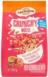 Cerbona Crunchy gyümölcsös müzli (225g)