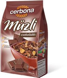 Cerbona Tejcsokoládés müzli (200g)