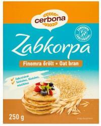 Cerbona Finomra őrölt zabkorpa (250g)