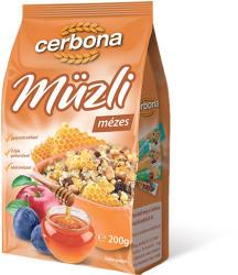 Cerbona Mézes müzli (200g)