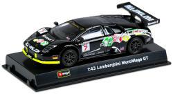 Bburago Lamborghini Murciélago GT versenyautó 1:43