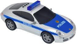 Dickie Toys Rendőrségi autó - Porsche