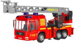 Dickie Toys Fire Hero tűzoltóautó adóvevővel