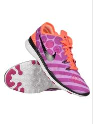 Nike Free 5.0 Trainer Fit 5 Print (Women)