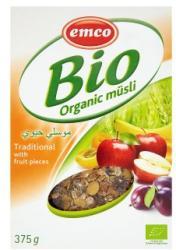 emco Bio hagyományos gyümölcsös müzli (375g)