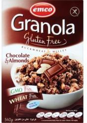 emco Granola csokoládés-mandulás müzli (340g)