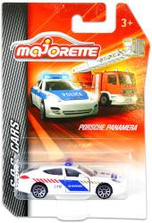 Majorette S.O.S. kisautók - Porsche Panamera magyar rendőrautó