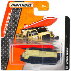 Mattel Matchbox MBX Heroic Rescue - Attack Track