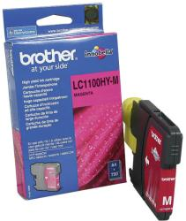 Brother LC1100HY-M High Yield Magenta