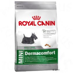 Royal Canin Mini Dermacomfort 2x4kg
