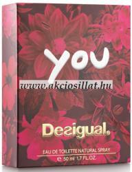 Desigual You EDT 50ml