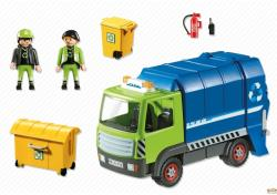 Playmobil Camion De Reciclare (PM6110)