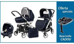 Peg Perego 3 in 1 Easy Drive Completo