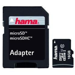 Hama MicroSDHC 16GB Class 4 108035