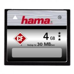 Hama Compact Flash 4GB 30mb/s 90971