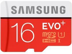 Samsung MicroSDHC EVO+ 16GB Class 10 MB-MC16D/EU